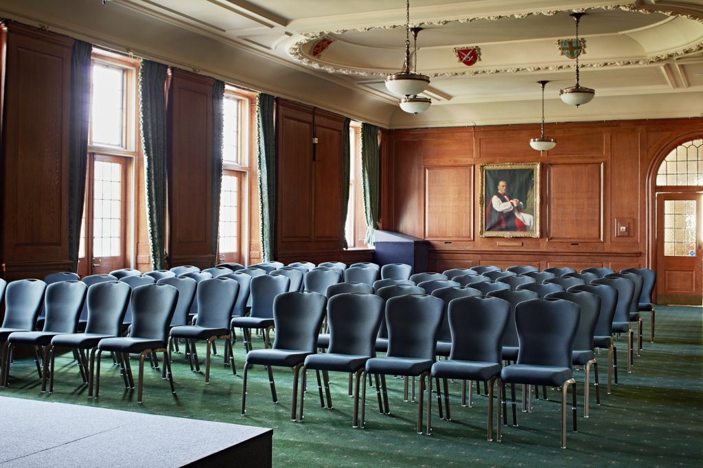 Bishop Partridge Hall theatre style meeting venue