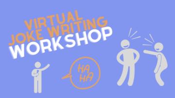 Virtual Joke Writing Workshop